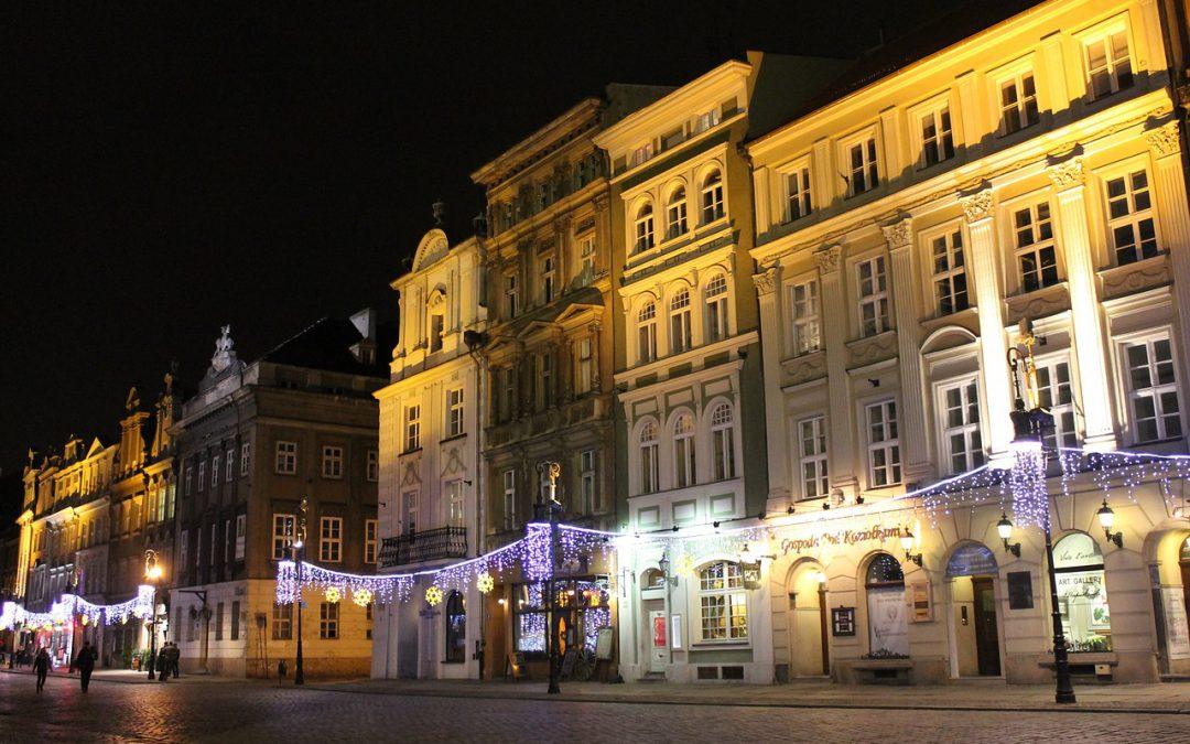 Co nowego w Poznaniu